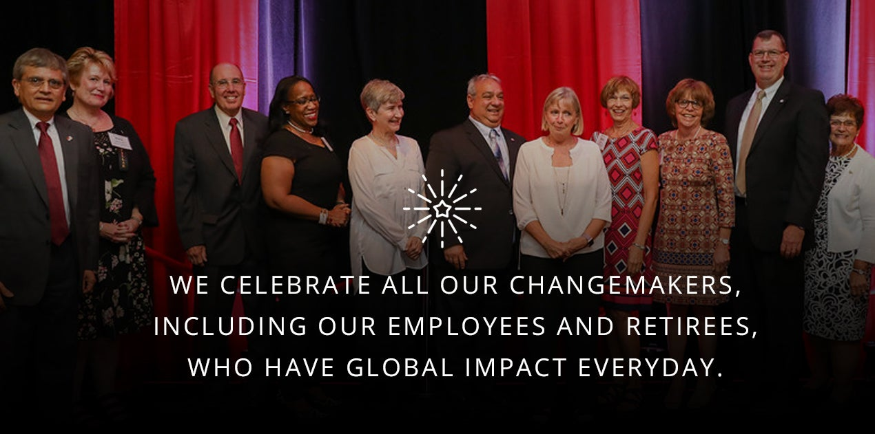 Rensselaer is fortunate to have more than 1,800 dedicated employees who work to create a world-class university with global reach and global impact. We're celebrating them, as well as our recent retirees, for the impact they've made on the Rensselaer community.